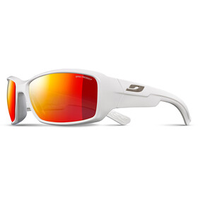Julbo Whoops Spectron 3CF Sunglasses shiny white-red